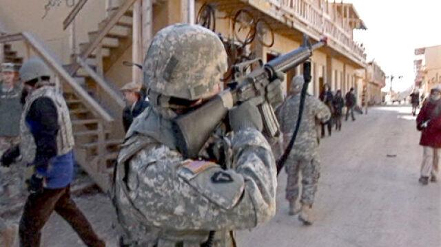 Gej w armii legalnie
