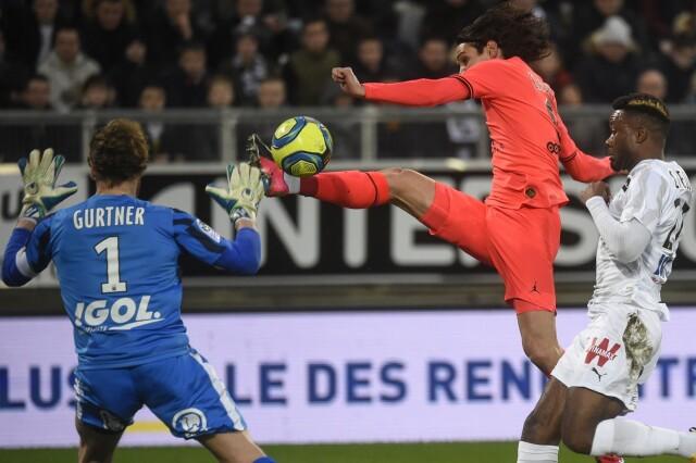 Amiens - PSG: wynik i realacja - Ligue 1   Eurosport w TVN24    - Piłka nożna - TVN24