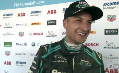 Evans po triumfie w ePrix w Meksyku