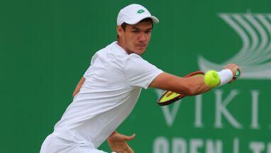 Hurkacz bez zmian, Majchrzak z awansem w rankingu ATP