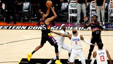 Zwycięski początek finału Suns. Bucks poznali rywala