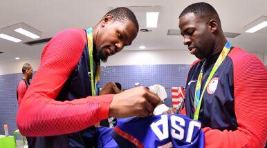 Ogłoszono koszykarską kadrę Stanów Zjednoczonych na igrzyska