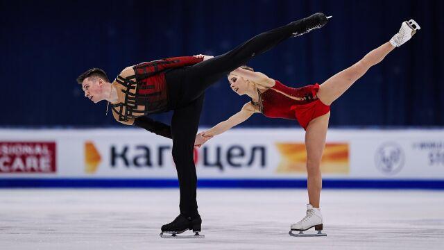 Rozdano pierwsze medale mistrzostw świata. Zachwycili młodzi Rosjanie
