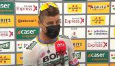 Sagan po wygraniu 6. etapu Volta a Catalunya