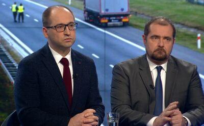 """""""Dziwne, że policja zabezpieczyła autostradę dopiero 24 godziny po wypadku"""""""
