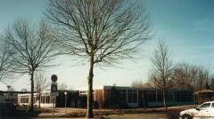 Szkoła w Mierlo przed rozbiórką