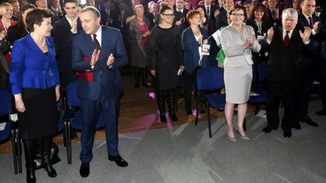 Grzegorz Schetyna szefem PO