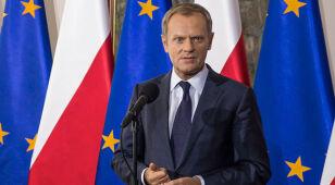 Tusk: próba zamachu stanu za pomocą nielegalnych metod.  Nie będzie dymisji Sienkiewicza