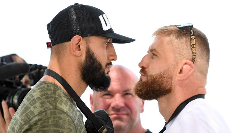 Błachowicz może przejść do historii. Powalczy o pas UFC