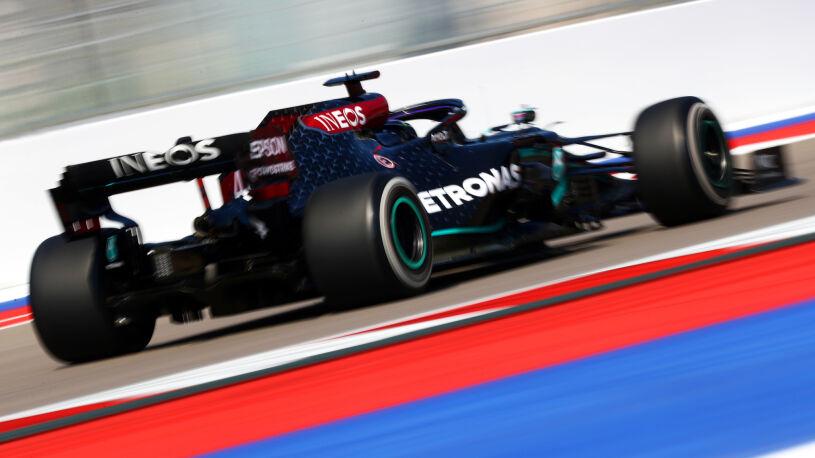 Rozregulowany Hamilton po piąty triumf w Grand Prix Rosji