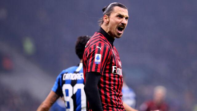 """Ibrahimović wyzdrowiał. """"Koniec kwarantanny. W końcu mogę wyjść!"""""""
