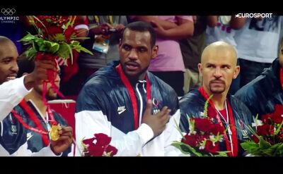 Niesamowite zagrania największych gwiazd NBA na igrzyskach olimpijskich
