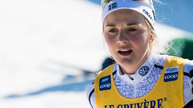 """""""Smutny"""" początek biathlonowej przygody mistrzyni w biegach narciarskich"""