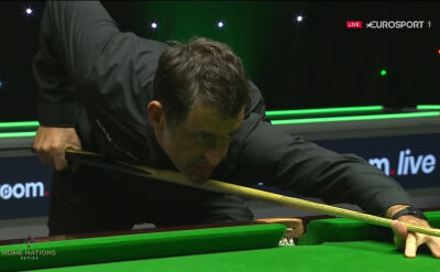 O'Sullivan awansował do 3. rundy Northern Ireland Open
