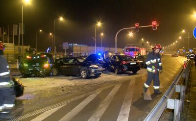 Wypadek z udziałem szefa MON. Sprawą zajmie się Żandarmeria Wojskowa
