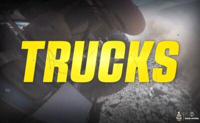 Podsumowanie 8. etapu Rajdu Dakar w kategorii ciężarówek