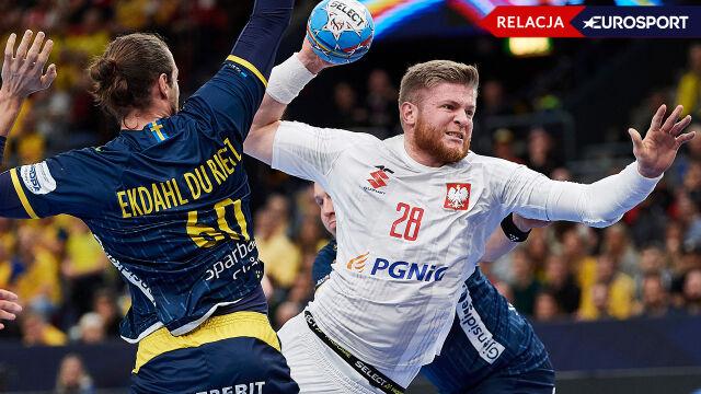 Polska - Szwecja [RELACJA]