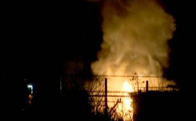 Wybuch w zakładzie chemicznym w katalońskiej prowinicji Tarragona