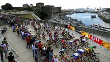 Tour de France inny niż wszystkie.