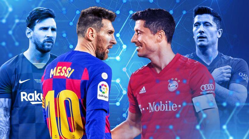 """""""Messi zmierzy się ze swoim następcą"""""""