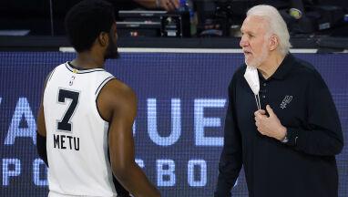 San Antonio Spurs pierwszy raz od 22 lat nie zagra w play-offach