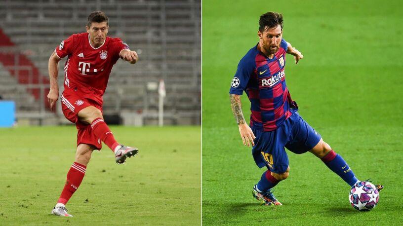 """""""Messi to geniusz. Ale obecnie lepszy jest Lewandowski"""""""