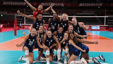 Udany rewanż za Rio. Siatkarki z USA w finale