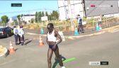 Tokio. Maraton. Reprezentantka Izraela nie wytrzymała tempa biegu