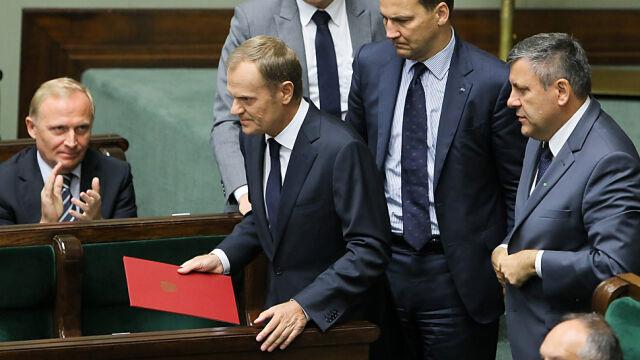 Kto w nowym rządzie? Propozycje Ewy Kopacz omówi dziś koalicja