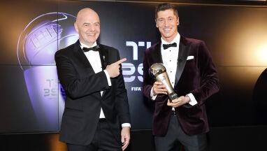 Robert Lewandowski Piłkarzem Roku FIFA