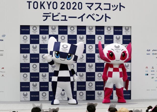 Miraitowa i Someity. Japończycy pokazali maskotki igrzysk