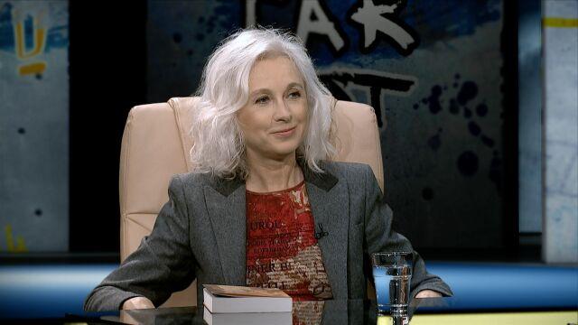 Manuela Gretkowska w Tak Jest