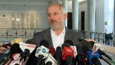 Sławomir Neumann krytykuje decyzję wojewody pomorskiego