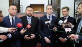 Kierwiński: prawda o tym, co Jarosław Kaczyński robi na zapleczu rządu, musi być wyświetlona