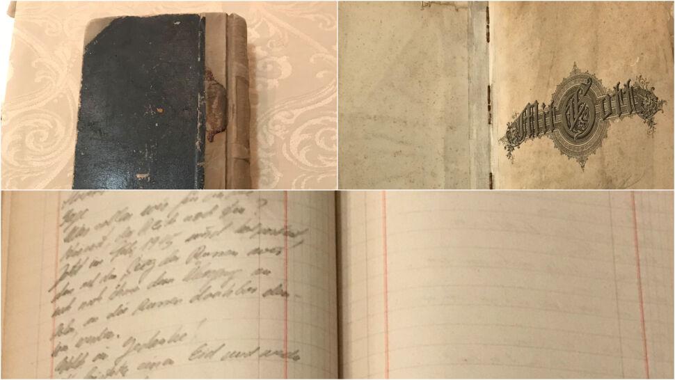 """Tajemniczy """"Dziennik wojenny"""" i precyzyjne opisy 11 skrytek. Mają w nich być dzieła sztuki i złoto"""