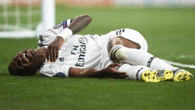Kolejny cios dla Realu Madryt. Vinicius Junior zerwał więzadło