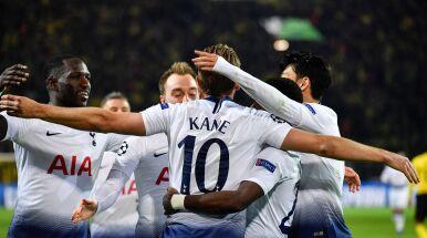 Borussia ponownie bezradna. Tottenham w ćwierćfinale