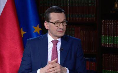 Premier: wierzę w niewinność Andruszkiewicza