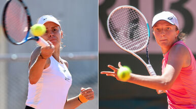Świątek i Linette zagrają o ćwierćfinał debla. Plan relacji z ósmego dnia Roland Garros