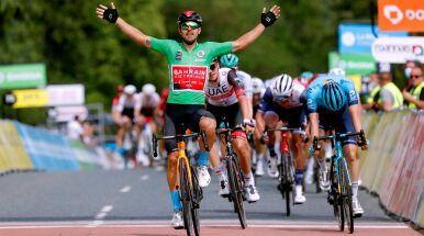 Colbrelli doczekał się zwycięstwa w Criterium du Dauphine