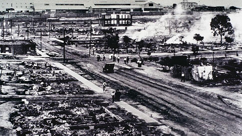 """100 lat temu ulice Tulsy spłynęły krwią. """"To był sekret. To było tabu"""""""
