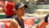 Hsieh i Mertens odrobiły straty w 2. secie meczu 3. rundy French Open