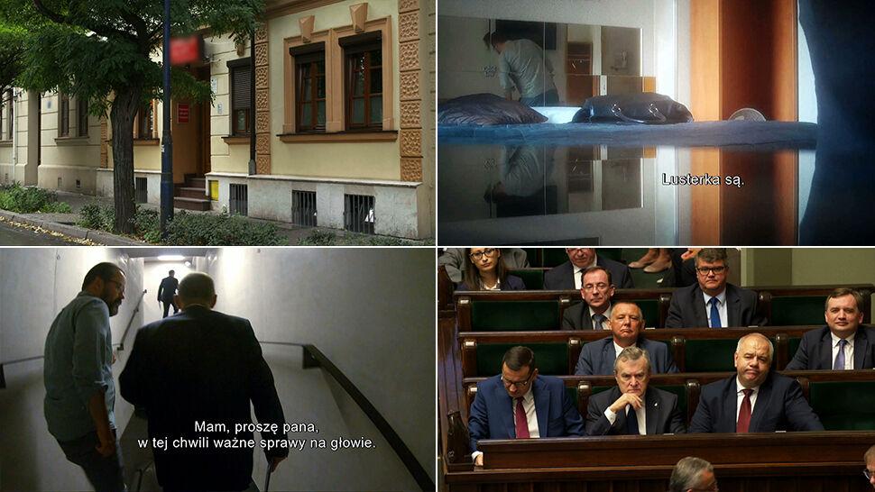 """""""Pancerny Marian i pokoje na godziny"""". Pierwsza część reportażu """"Superwizjera"""""""