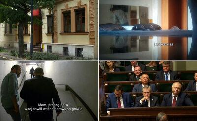 """""""Pancerny Marian i pokoje na godziny"""". Komentarze w studiu """"Superwizjera"""""""