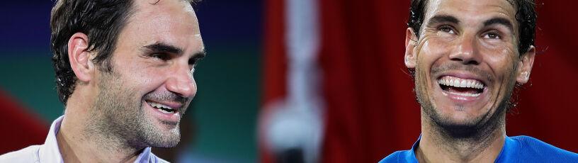 Federer i Nadal w jednej drużynie. Takie rzeczy tylko w Eurosporcie 1