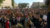 """""""Protest Tysiąca Miast"""" w Poznaniu"""