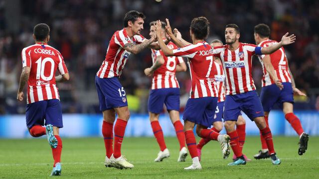 Wściekłość Szczęsnego w Madrycie. Atletico dopadło Juventus