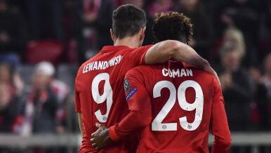 Mocny start Bayernu  w Lidze Mistrzów