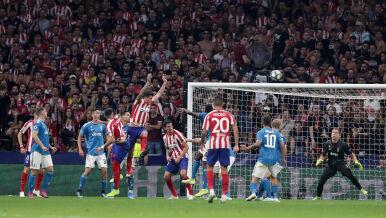 Wściekłość Szczęsnego. Atletico dopadło Juve