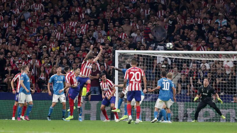 Wściekłość Szczęsnego. Atletico dopadło Juventus